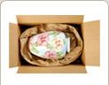 Embalaje con papel Fillpak para Cerámica
