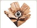 Embalaje con papel Padpak para Automoción