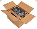 Embalaje con papel Padpak para Electrónico