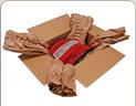 Embalaje con papel Padpak para Ilumiación